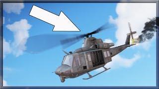 【小毛】 RUST - DE JuN的專業老司機操作!!下一秒直接墜機!!?