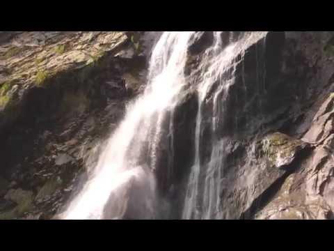 Powerscourt Waterfall Co.Wicklow Ireland