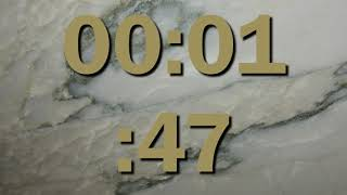 Count-up Stopwatch Timer 5 minutes, show seconds, speak count every 5 seconds screenshot 3