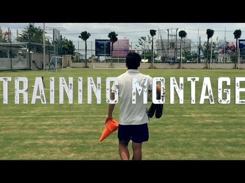 Football Training Montage: BALI