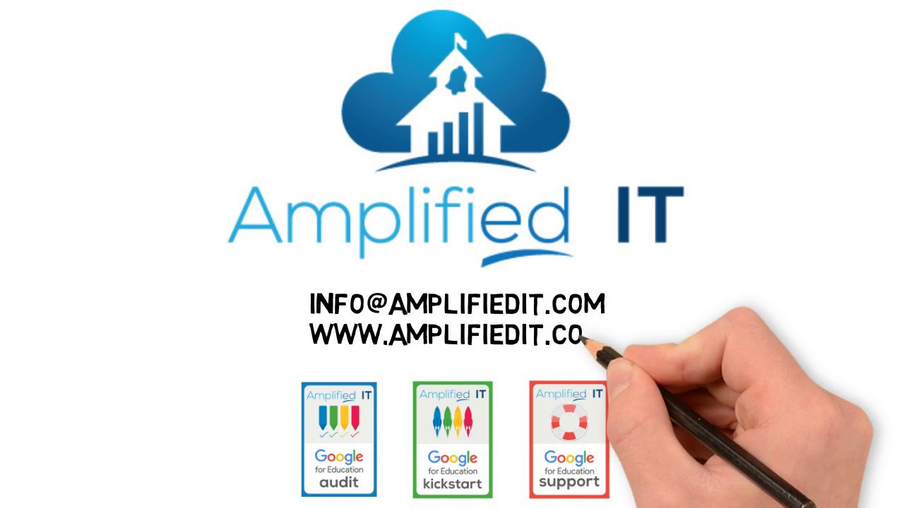 Amplified IT - G Suite Recommended OU Structure for Schools