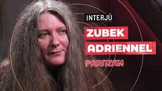 Interjú Zubek Adriennel
