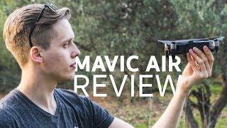 mavic air range test