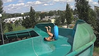 most dangerous water slide in the world