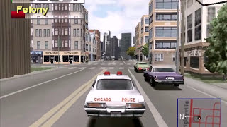 Driver 2 - Chicago secret car