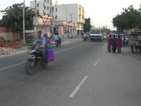 Joshi Marg, Jothwara Jaipur open site video