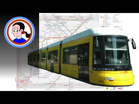 Berlin's public transport: How to use it
