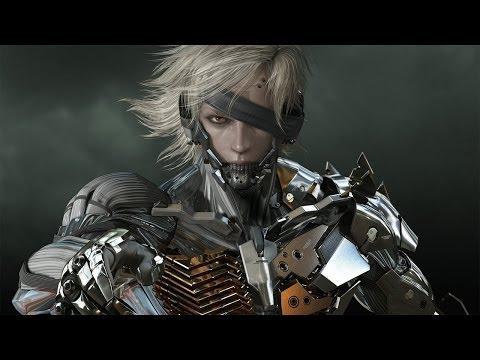 Metal Gear Rising Revengeance Pelicula Completa Full Movie