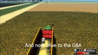 Farming Simulator 2011 CoursePlay and Auto-Pilot Tutorial