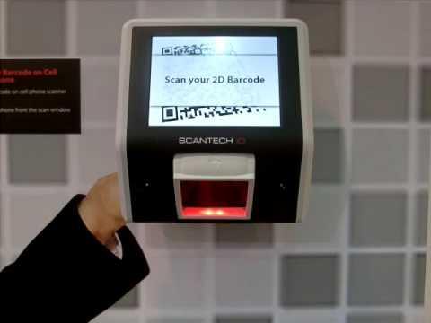 scan kiosks sk50 application 2d barcode