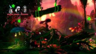 Trine 2: 3 Player Gameplay