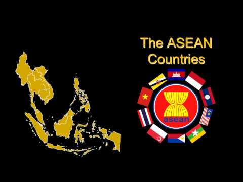ASEAN and it's member countries