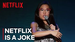 Ali Wong: Baby Cobra - The Pregnant Female Comedian - Netflix {HD]