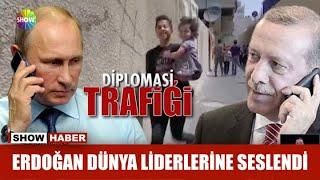 Erdoğan dünya liderlerine seslendi
