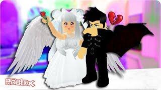 Der Engel, der sich in einen Dämon verliebte. Eine traurige Roblox-Liebesgeschichte