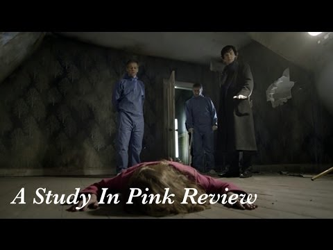 Sherlock: A Study In Pink review & discussion