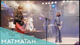 Matmatah - Emma (Live at Francofolies 2008 official HD)