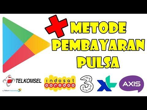 Cara Menambah Metode Pembayaran Pulsa Di Google Play