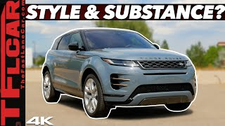 The 2020 Range Rover Evoque Is New Inside And Out, But Is It Any Good?