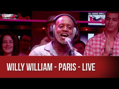 Willy William - Paris - Live - C'Cauet sur NRJ