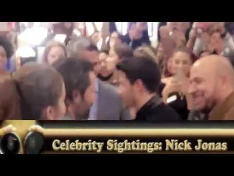 f08d8f4163a Gadget Trish Celebrity Sightings  Nick Jonas   John Varvatos Meet   Greet At  Macy s Herald Square.  JVxNJ
