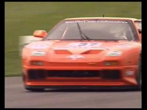 BRDC GT Championship Donington 1995