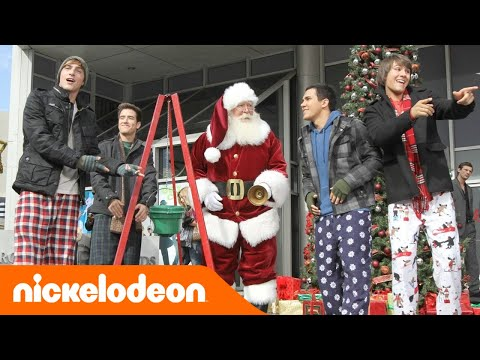 Big Time Rush | Beautiful Christmas | Nickelodeon Italia