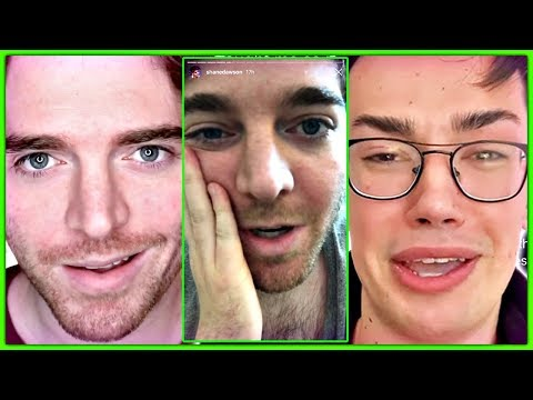 James Charles COMES FOR Shane Dawson & Jeffree Star thumbnail