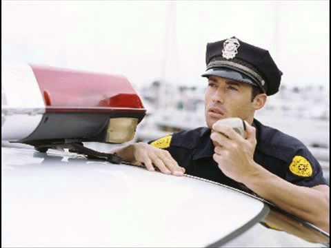 police radio talk - sound effect