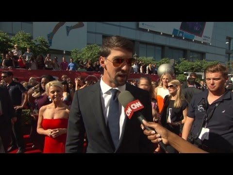 "Red Carpet Report: 2013 ESPYs and ""The Conjuring"""