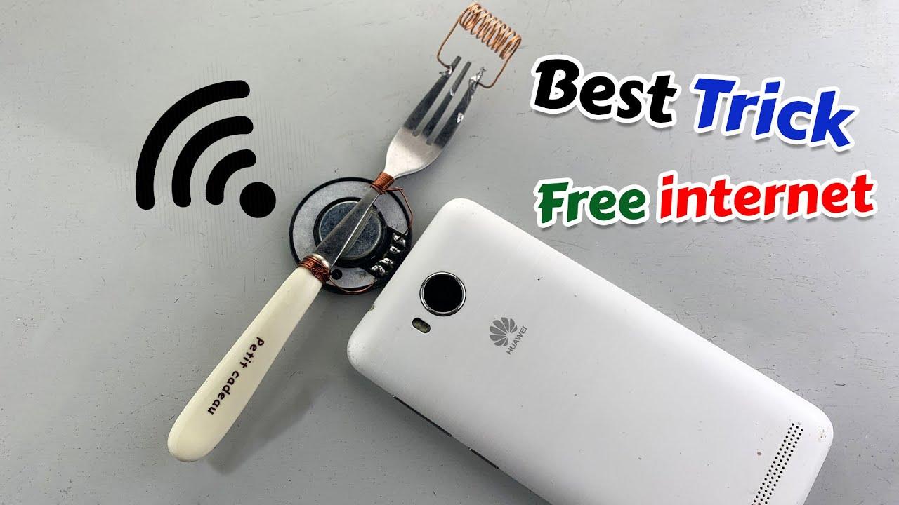 New Free internet 100% - Free internet WiFi 2020
