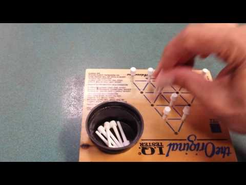 Eyal Plotnik show you how to do the IQ test
