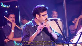 ARRD Tu Hi Re flute instrumental By Nilesh Deshpande Ice Events 9730065353