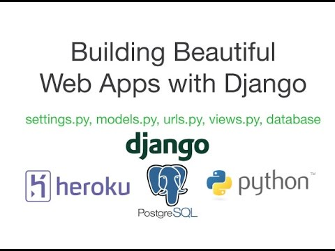 Django and DB Settings