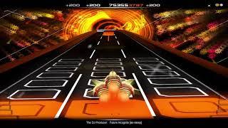 The DJ Porducer - Future Incognito [Audiosurf]