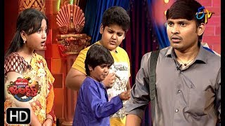 Rocking Rakesh Performance | Jabardasth | 23rd  May 2019 | ETV Telugu