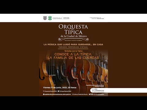 Orquesta Típica de la Ciudad de México: