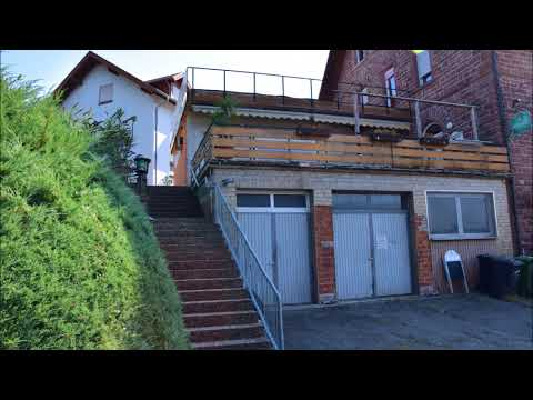Pictures of house and renovations in Fahrenbach