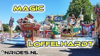 Magic - Löffelhardt HD Onride POV Funfair Best Netherlands 2018