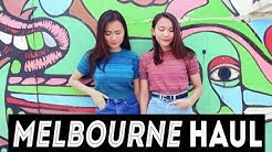 Melbourne Haul   American Apparel, Topshop, Cotton On, etc.