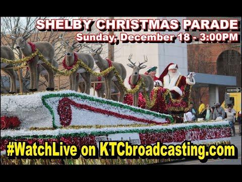 Shelby Christmas Parade 2016