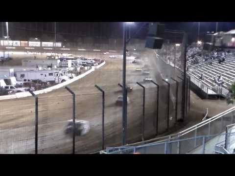 IMCA Modified Main Event - Perris Auto Speedway 5/13/2017