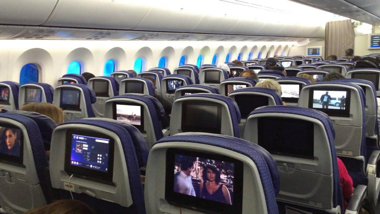 Enroute jfk mex aeromexico boeing 787 8 dreamliner for Interior 787 aeromexico