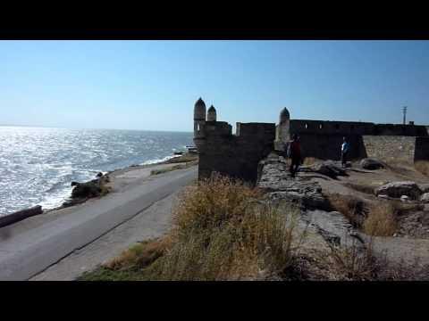 Керченский пролив и крепость Ени-Кале (г.Керчь)