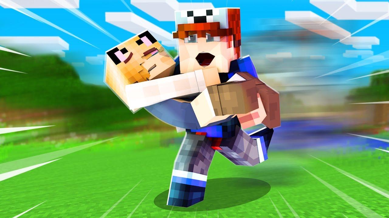 RATUJĘ BELLĘ Z RĄK PORYWACZA! (Minecraft Roleplay) | Vito i Bella