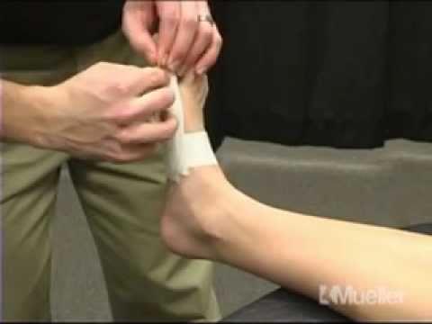 Первая помощь при травме большого пальца на ноге