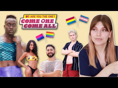 The Most Inclusive Dating Show? (Are You The One, Season 8)