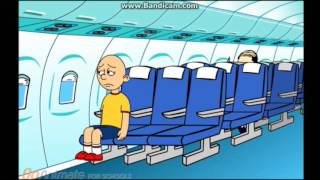 Caillou Runs Away/Ungrounded