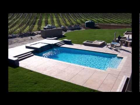 aquos pools high quality swimming pool contractor stockton ca 209 239 0077 youtube
