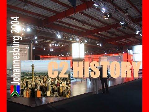 Johannesburg Motor Show - Auto Africa - Planung - Eventtechnik - Light Design